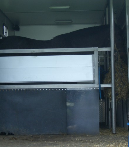 Paardenstal & vrachtwageninrichting